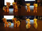 More Applejack Progress by OtakuSquirrel