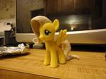 Starting on Fluttershy by OtakuSquirrel