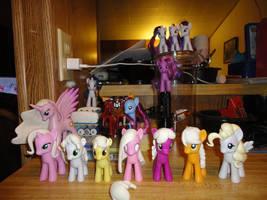 Pony Project Updates by OtakuSquirrel