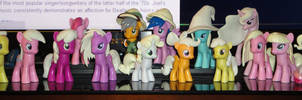 March 2012 current projects... by OtakuSquirrel