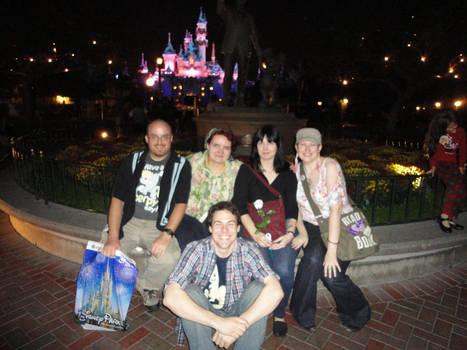 EQLA Disneyland Trip by OtakuSquirrel