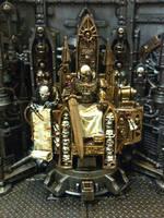 Emperor of Man WIP by Waileem