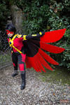Tim Drake- Red Robin (New 52) by ChibiMisa94