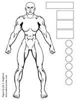 Female Figure - Large by Joe-Singleton