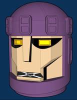 Sentinel Head by Joe-Singleton