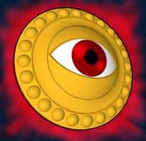 The Eye of Agamotto by Joe-Singleton