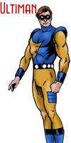 Ultiman-original costume by Joe-Singleton