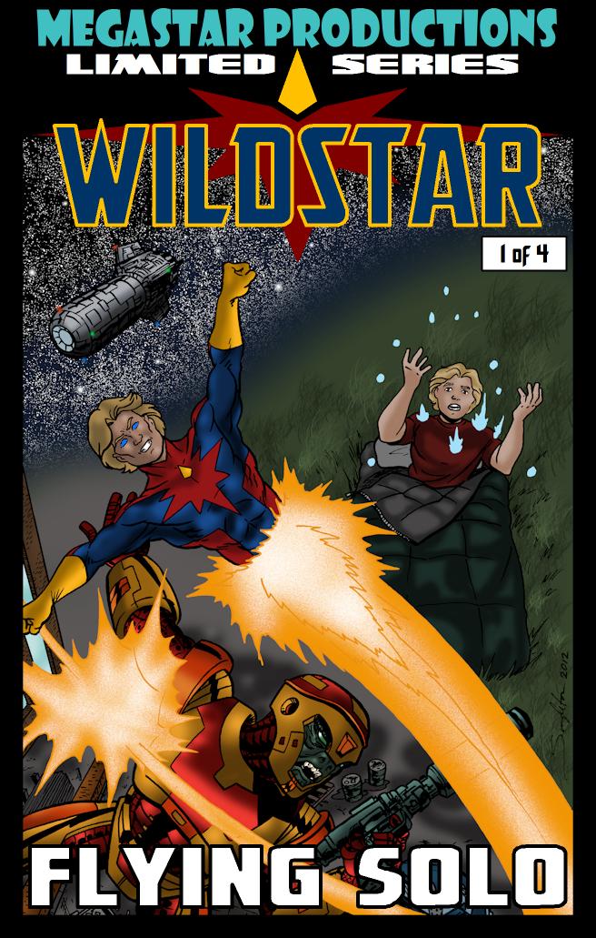 Wildstar Limited Series No 1 by Joe-Singleton