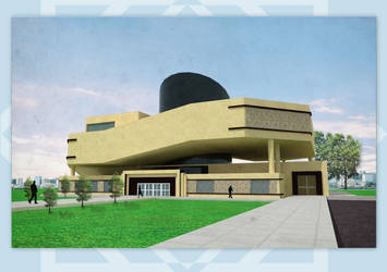 Museum of Islamic Science and Technology by NadaBenghazi