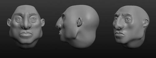 3D sketch 001 by StijnVanDoorselaere