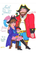 Family Pirate 2 by Dream-Angel-Artista
