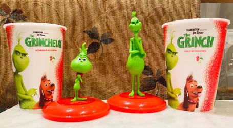 Figurine Cup Mr.Grinch by Dream-Angel-Artista