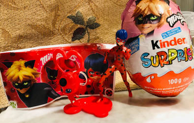 Figurine Ladybug by Dream-Angel-Artista