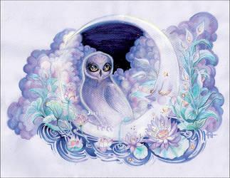The Owl Song by valeriebastille