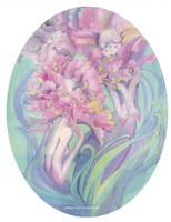 FlowerHead by valeriebastille