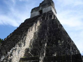 Tikal Temple I 8 by MexicanGuy