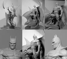 Jim Lee Batman by alterton
