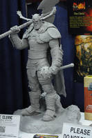 The Cleric prototype at SDCC full by alterton