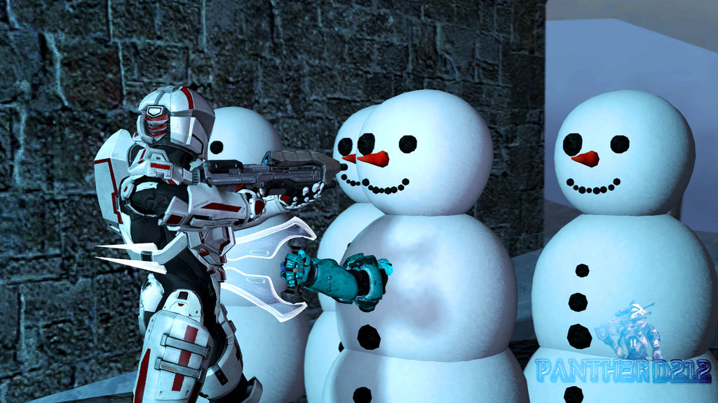 [SFM] RvB: Why Snowman? by Panther-D212