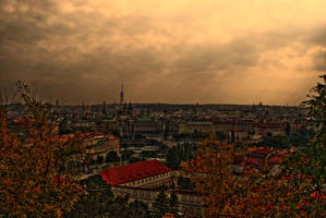Prague. HDR by MarieAndersson