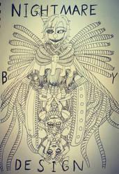 Nightmare By Design by BeverageLassieLaddie