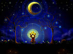 Lone Star by Chibionpu