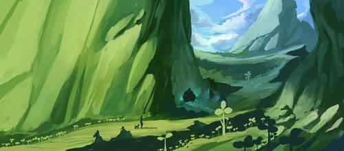 Adventure by Chibionpu