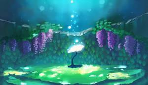Underwater by Chibionpu