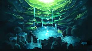 Underground by Chibionpu
