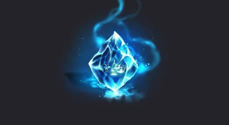 Snow Crystal by Chibionpu
