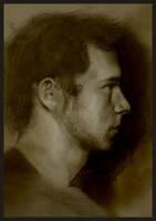 Portrait by xilpax