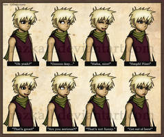 Kay's expressions by Razkall