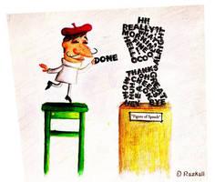 Figure of Speech by Razkall