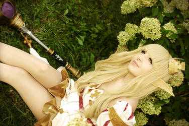 Aion Cosplay by Kastiell