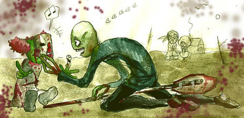 Green freaks by Nix-Nought-Nothing