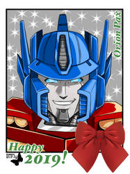 Holiday card 07 by BTFly009