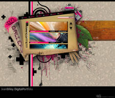 DigitalPortfolio by Jean31