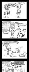Beanfolk the Comic part 2 by AngelWarriorQueen