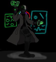 Cyberpunk by AngelWarriorQueen
