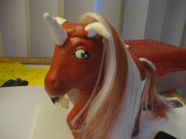 UT Pony Sculpting detail by modesty