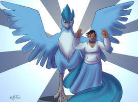 Articuno Smoothie by modesty