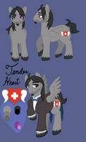 Tender Heart Reference by modesty