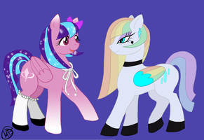 Crystal Sisters by modesty