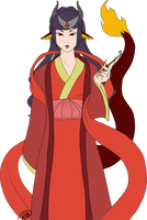 Queen Kimiko Sprite by modesty