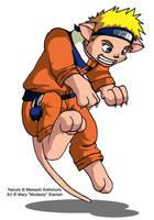 Naruto Neko by modesty