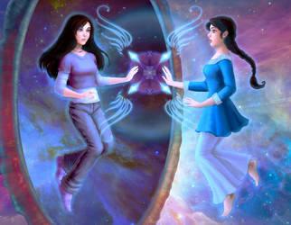 Mirror of Dreams by Kalliana