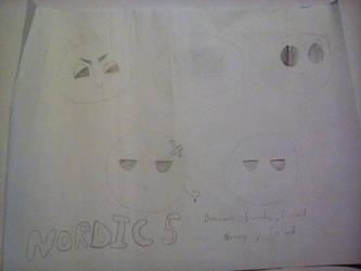 Mochi Nordics by Rory-Kirkland