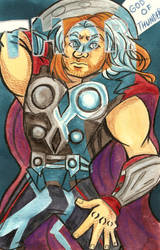 Thor by McMitters