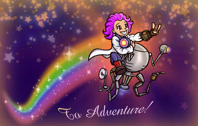 To Adventure ! by Theta-Xi
