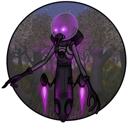 Fallout 76 Flatwoods Monster by Theta-Xi